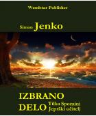 IZBRANO DELO – Tilka, Spomini, Jeprški učitelj (e-knjiga)