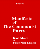 Manifesto of the Communist Party (eBook)